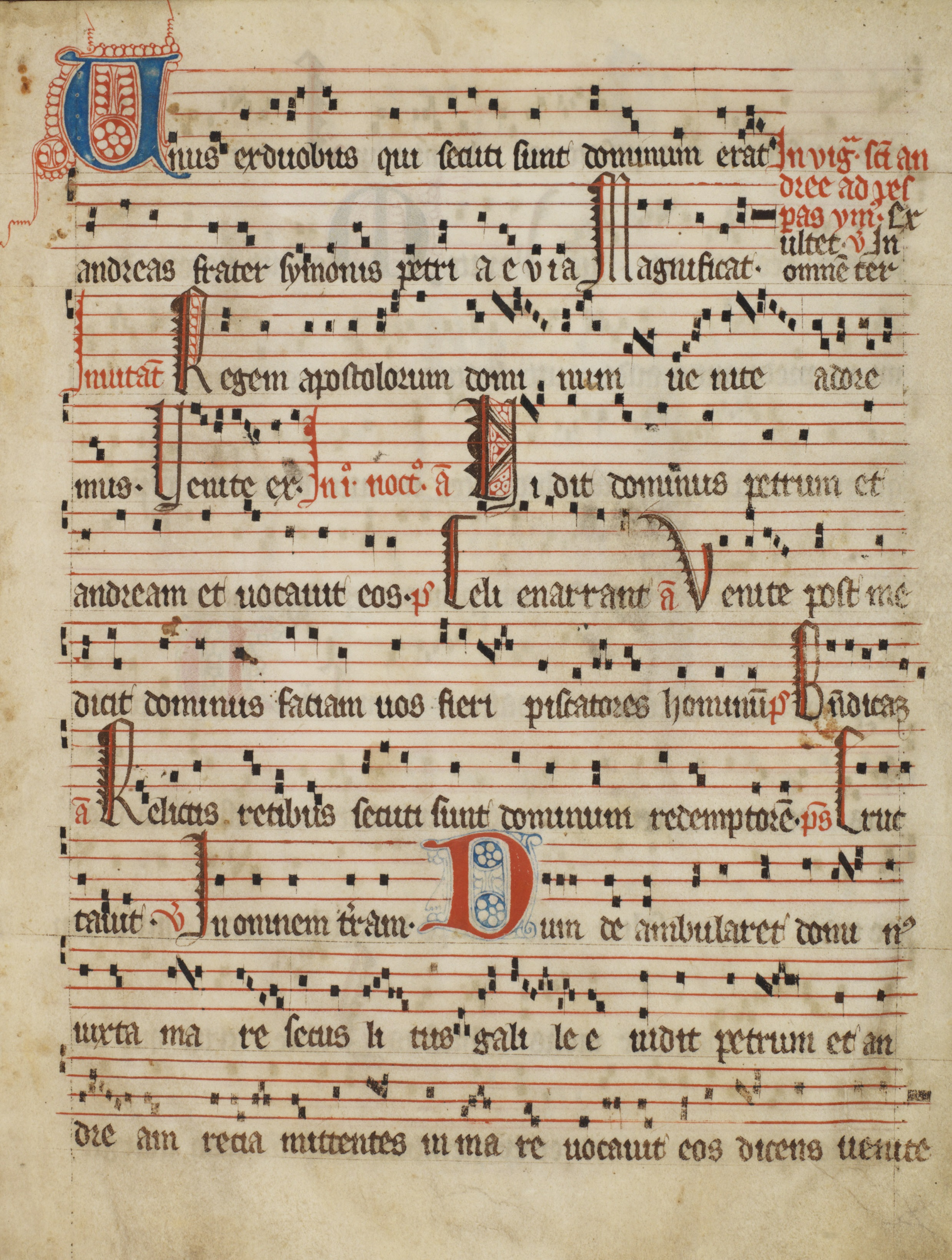Franciscan antiphoner